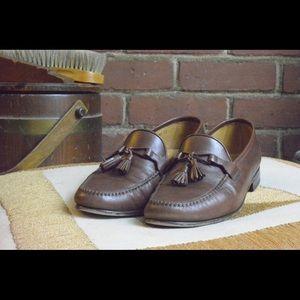 Allen Edmonds Urbino Italian Tassel Loafer 10E